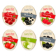Set of Fruit Labels - GraphicRiver Item for Sale