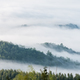 mountains covered with clouds fog - PhotoDune Item for Sale
