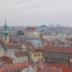 View on Prague From Old Town Hall in Twilight - VideoHive Item for Sale