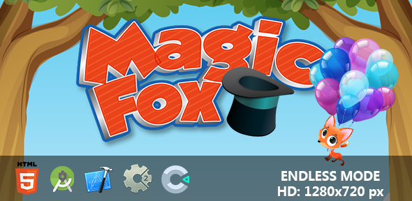 Magic Fox Bubble            Nulled