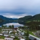 Aerial Footage Beautiful Nature Norway - VideoHive Item for Sale