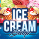 Ice-cream Shop - GraphicRiver Item for Sale