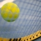 Tennis Equipment on the Court. Sport, Recreation Concept - VideoHive Item for Sale