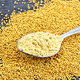 Mustard powder in spoon on board - PhotoDune Item for Sale