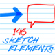146 Sketch Elements - VideoHive Item for Sale