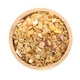 Cereal in a wooden bowl on white background. - PhotoDune Item for Sale