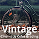 Neo Vintage Cinematic Color Grading Photoshop Action