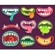 Monsters Mouths