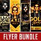 Club Flyer Bundle Vol.7 - GraphicRiver Item for Sale