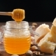 Food Art. Honey Pours Down From Honeystick - VideoHive Item for Sale