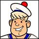 Sailors Set of Mascots Part 2 - GraphicRiver Item for Sale