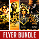 Club Flyer Bundle Vol.13