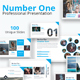 Number One Powerpoint Presentation Template - GraphicRiver Item for Sale