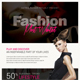 Fashion Flyer 16 - GraphicRiver Item for Sale