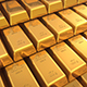 Gold Bars Loop - VideoHive Item for Sale