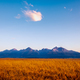 Landscape view of High Tatras mountains at sunrise, Slovakia - PhotoDune Item for Sale
