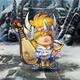 Hero 2 Sprite Set - Spine