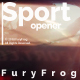 Fast Sport Opener - VideoHive Item for Sale