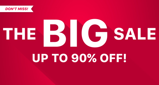 The BIG Sale!