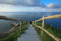 Stairs on seaside mountain - PhotoDune Item for Sale