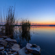 sunet over lake - PhotoDune Item for Sale