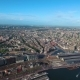 Aerial View Over Amsterdam - VideoHive Item for Sale