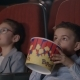 Children Watching Movies in Cinema. Movie Entertainment for Kids - VideoHive Item for Sale