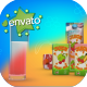 Milk And Juice Promo - VideoHive Item for Sale