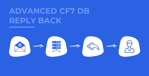 Advanced CF7 DB - Reply Back            Nulled