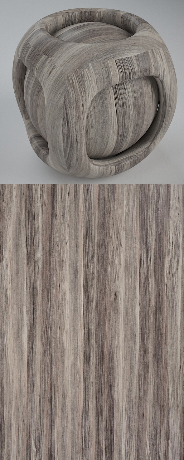 Real Plywood Vray Material Weathered Cinnamon - 3DOcean Item for Sale