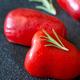 Fresh red bell pepper slices - PhotoDune Item for Sale