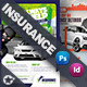 Insurance Flyer Bundle Templates - GraphicRiver Item for Sale