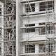 Building facade under construction. Concrete structure. Architecture. Horizontal - PhotoDune Item for Sale