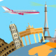 Travel Europe! - VideoHive Item for Sale
