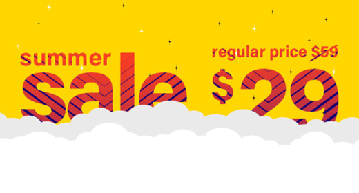 50% OFF - Summer Sale by ModelTheme