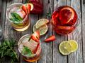 Various fruit cocktails - PhotoDune Item for Sale