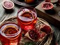 Blood orange and pomegranate cocktails - PhotoDune Item for Sale