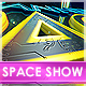 Space Show Logo Title - VideoHive Item for Sale