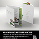 Wrap Around Brochure Mock Up - GraphicRiver Item for Sale