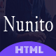 Nunito - Responsive Bootstrap 4 Landing Template - ThemeForest Item for Sale