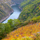 Golden vineyards in the autumn of the Ribeira Sacra - PhotoDune Item for Sale