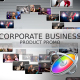 Corporate Business Product Promo - Apple Motion - VideoHive Item for Sale