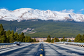Highway in Colorado Rocky Mountains - PhotoDune Item for Sale