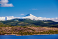 Dillon Reservoir and Swan Mountain. Rocky Mountains, Colorado - PhotoDune Item for Sale