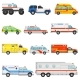 Emergency Vehicle Vector Ambulance Transport - GraphicRiver Item for Sale