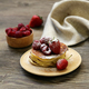 Pancake with Raspberries - PhotoDune Item for Sale