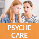 Psyche Care - Counseling PSD Template - ThemeForest Item for Sale