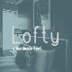 Lofty - a handmade font