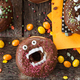Scary Halloween donuts - PhotoDune Item for Sale