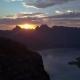 Sunrise Over the Lafoten Islands - VideoHive Item for Sale